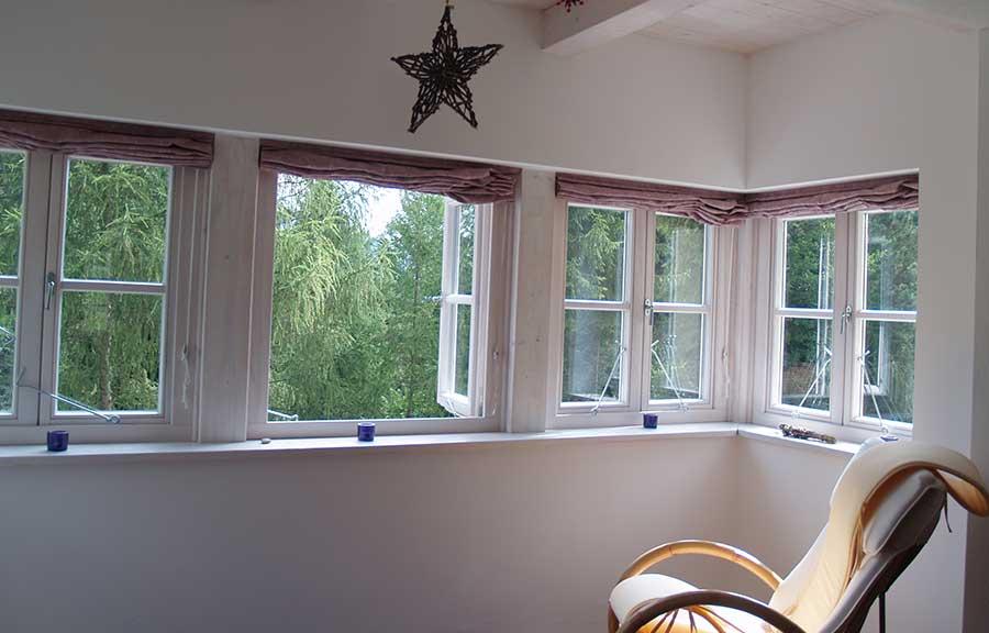 Fenster mit Innenläden